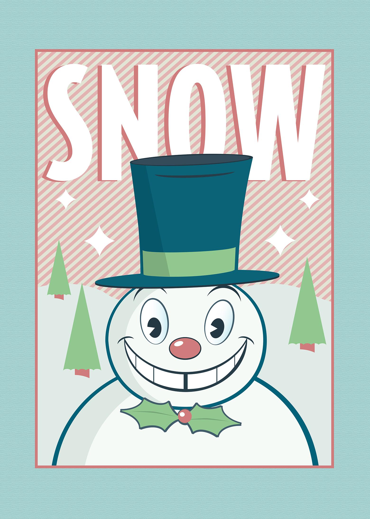 snowman 120