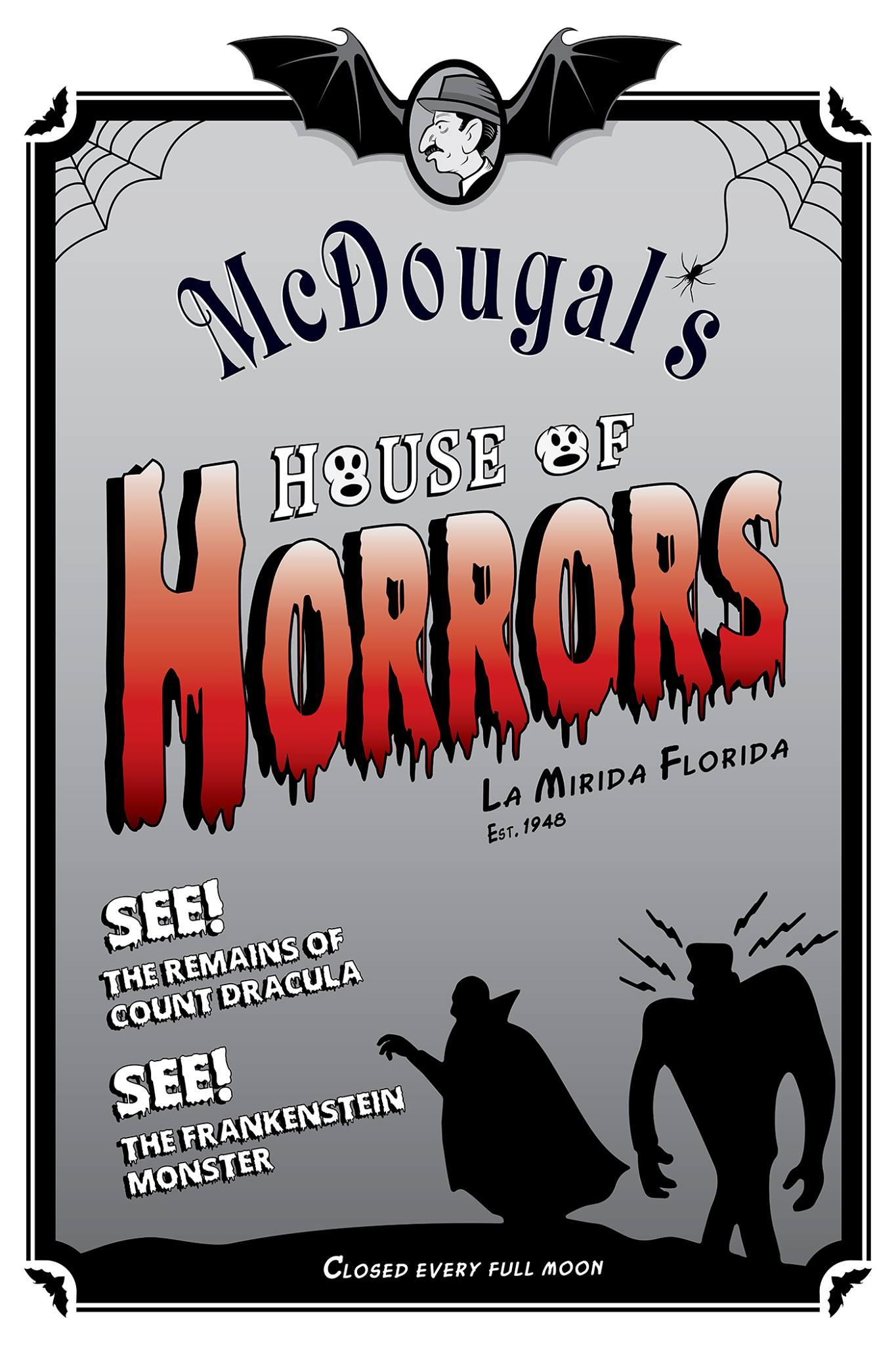 McDougall's House of Horrors