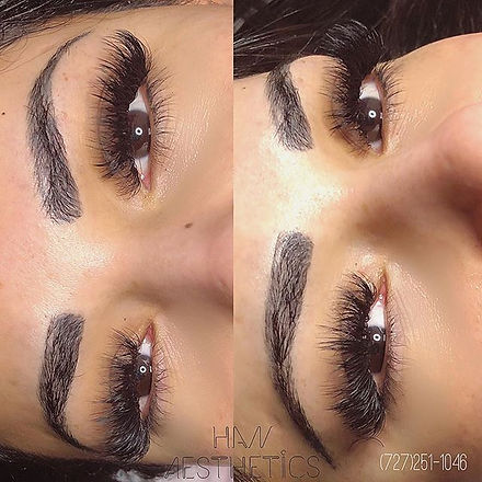 Ever wonder how full you lashes can be_