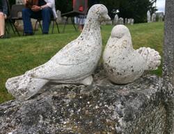 Pentecost doves?