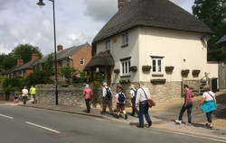Leaving Tolpuddle!