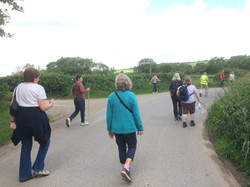 Back onto the road to Tolpuddle