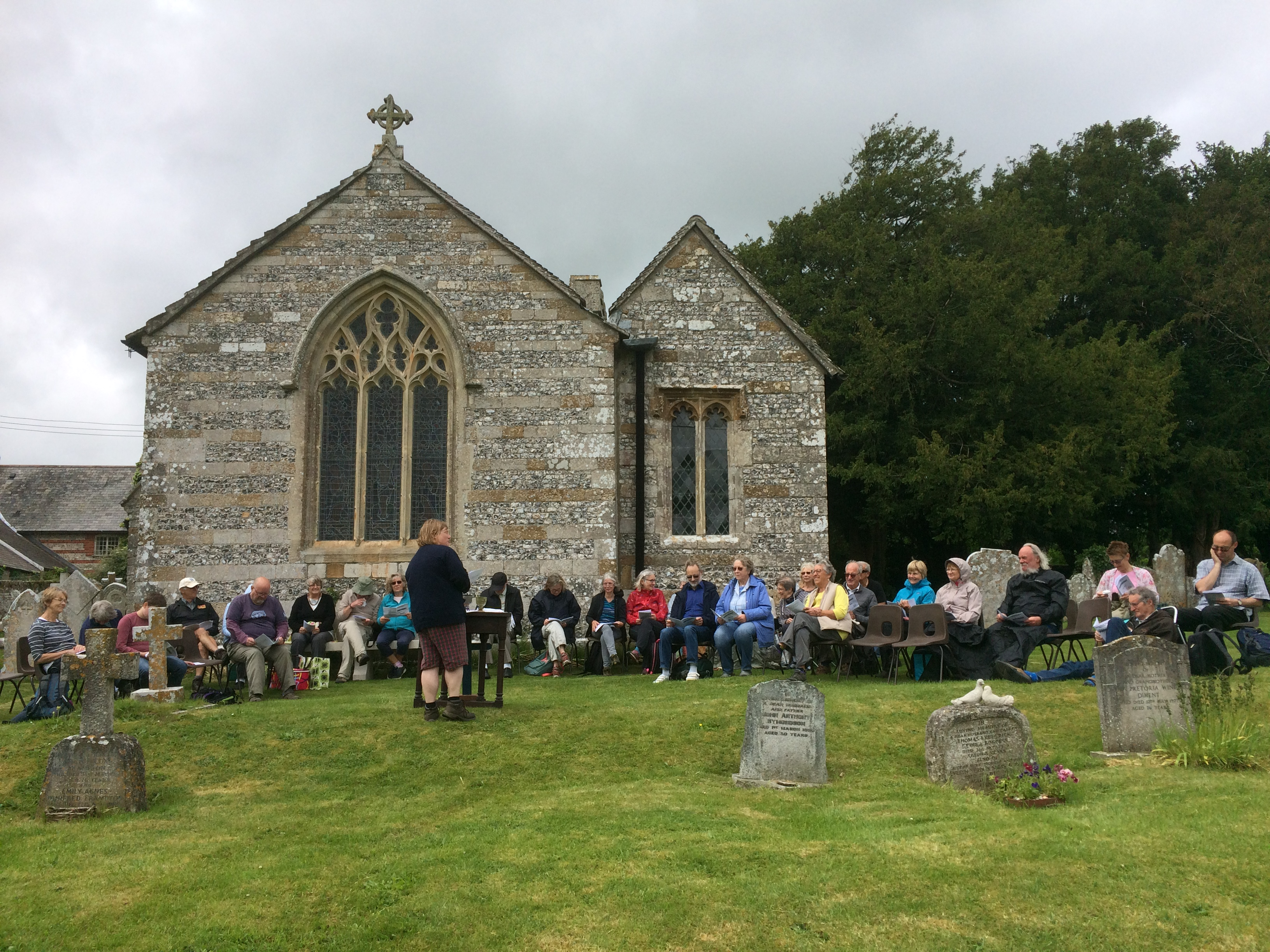 Communion at Dewlish