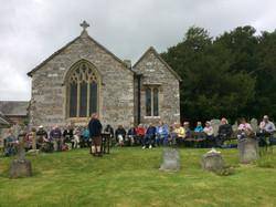 Communion at Dewlish