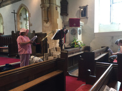 Short Worship at St Andrew's