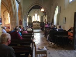 Short Worship at St John's