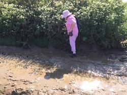 Vicar Stuck In The Mud!