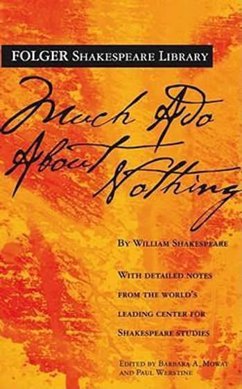 Virtual Reading of Much Ado about Nothing