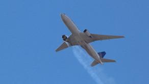 Engine-Out SID: United B772 engine fire incident at Denver