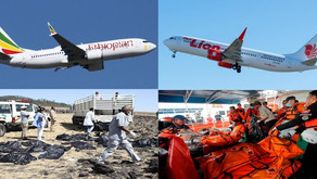 Boeing 737 MAX Accidents