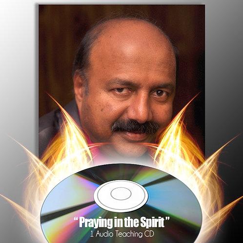 """""""Praying in the Spirit"""" by Suri Devaraj - Teaching (1 CD)"""