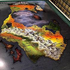 custom maps design by Inspirit Cartographics