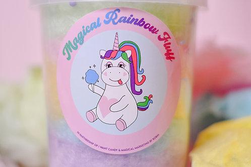 Unicorn Cotton Candy