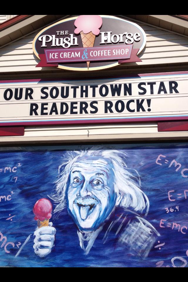 We love Southtown Newspaper!