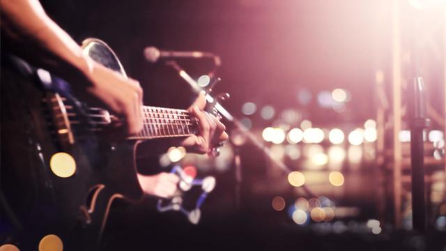 ライブギター