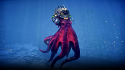 Kraken swim 1