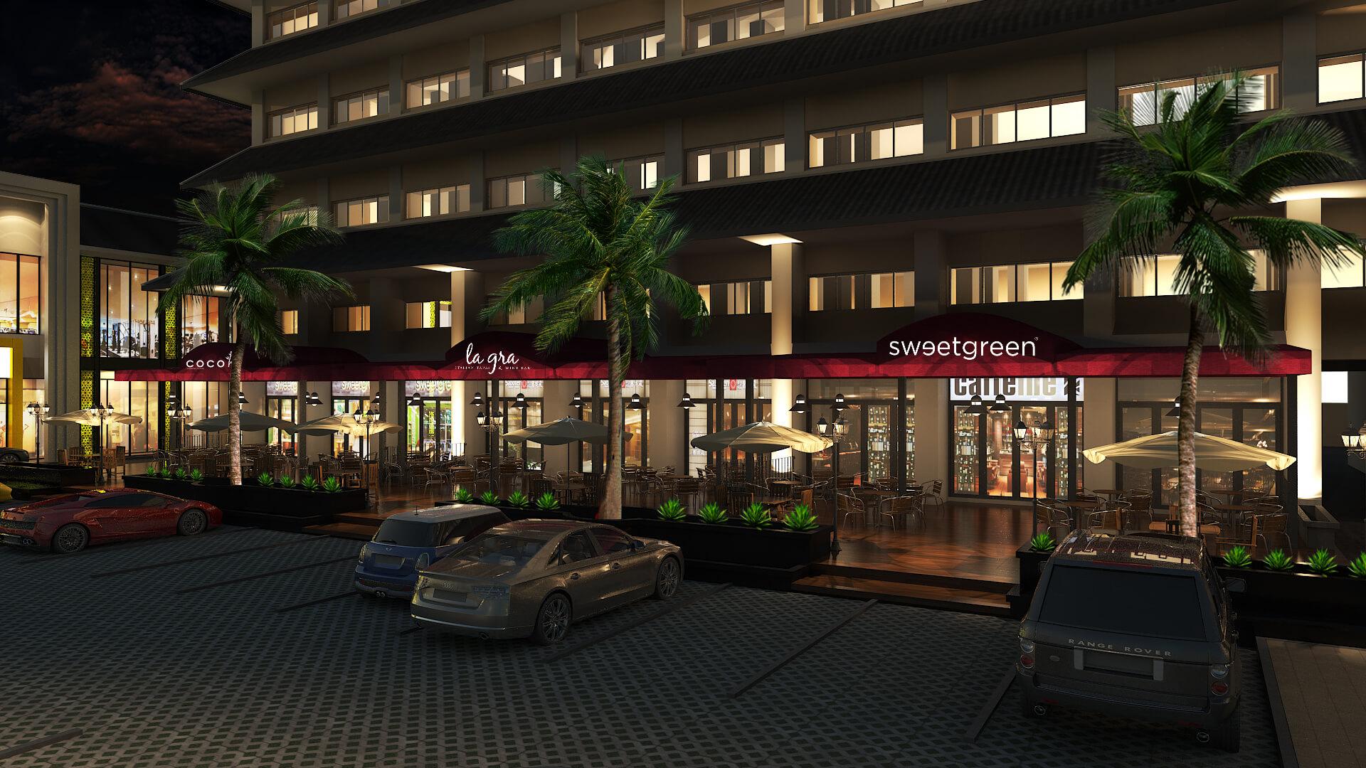 NGP 3 Terrace