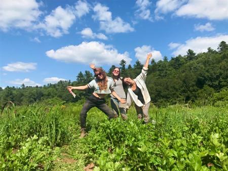Anna's Off-Grid Farm Experience