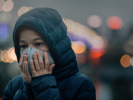 Air Quality: Health Inequities Before, During, and After COVID