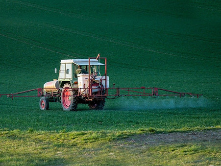 The Link Between Pesticides and Air Pollution