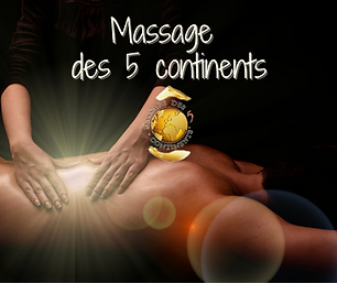 massage des 5 continents | instant Point Zéro