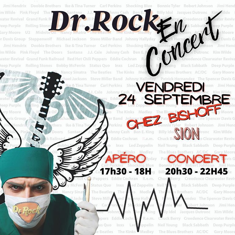 Dr.Rock en concert Chez Bishoff