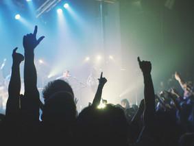 Les concerts nous manquent..