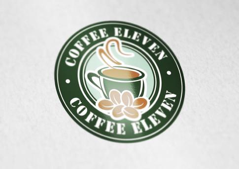 커피 일레븐