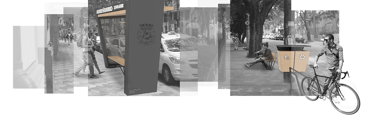 Manga Arquitetura_Mobiliário Urbano