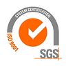 COSMINA มาตรฐานรองรับ SGS ISO-9001