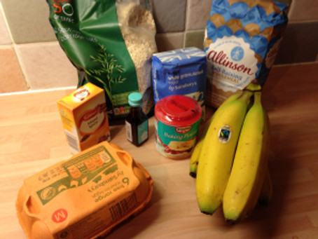 """""""Cooking On A Shoe String""""  Food Parcel Challenge in partnership with Zest Health For Li"""