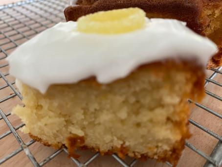 Amazing Cakes #23: Vegan Lemon Drizzle Loaf