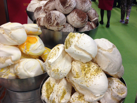 My Day At The BBC Good Food Show Harrogate 2016.