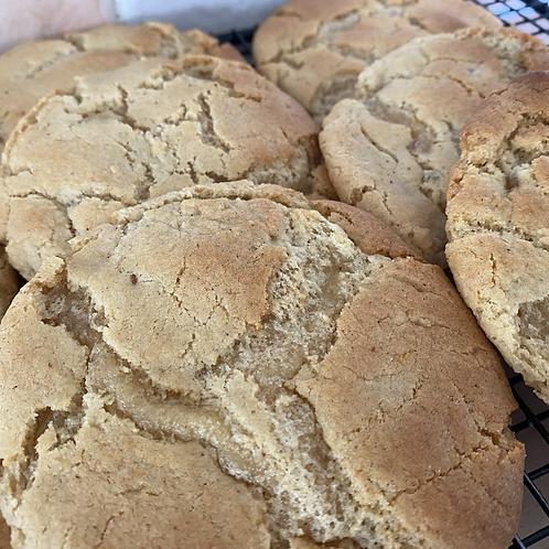 Yorkshire Stem Ginger Cookies