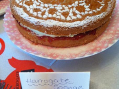 Harrogate Sponge Cake
