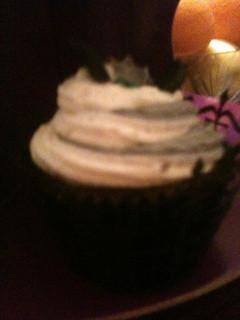 Hallowe'en Cupcakes and Cookies