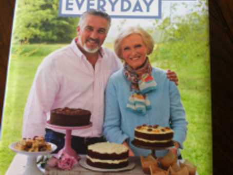 The Great British Bake Off Everyday- 100 Foolproof Recipes Book Review