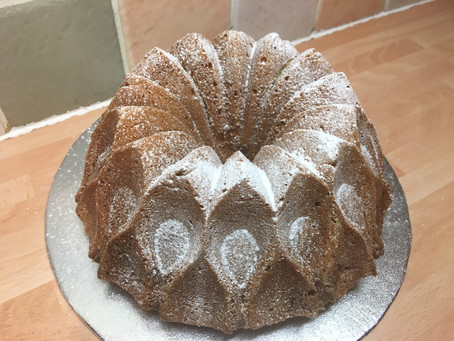 Pecan and Maple Bundt Cake- Nigella's Kitchen.