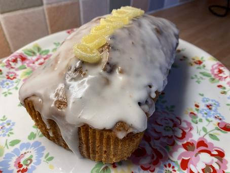 Amazing Cakes #24: Lemon Drizzle Loaf