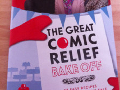 Red Nose Day 2013- Baking For Comic Relief.