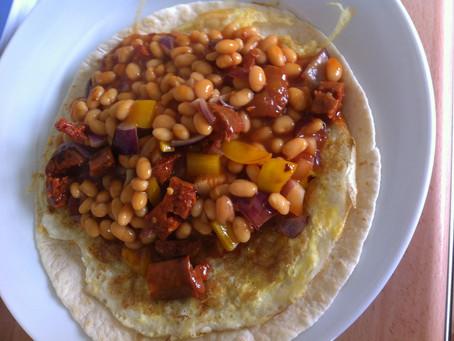 Brunch Burritos- John Whaite Bakes At Home.