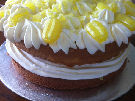 John Whaite Bakes At Home- Update on my June Cooking The Books Challenge.