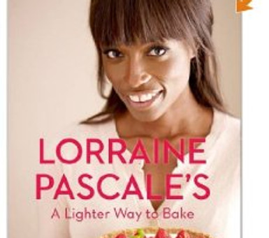 Cooking The Books January 2014 Challenge- A Lighter Way To Bake by Lorraine Pascale.