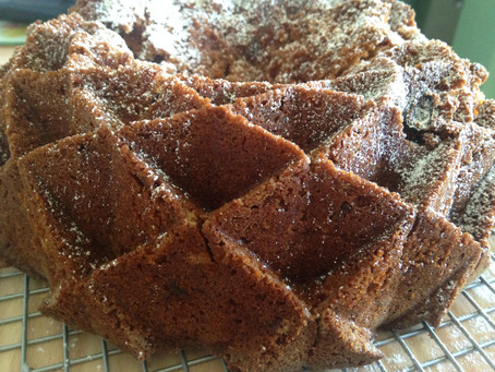 Honey and Apple Cake from The Clandestine Cake Club (A Year Of Cake)