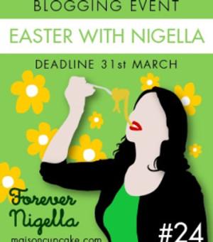 ForeverNigella#24- Easter With Nigella Old Fashioned Chocolate Cake.