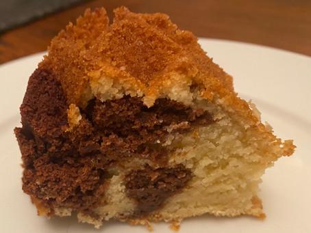Amazing Cakes #20: Vegan Marble Cake