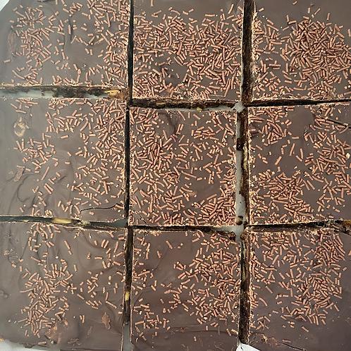 Chocolate Orange Tiffin