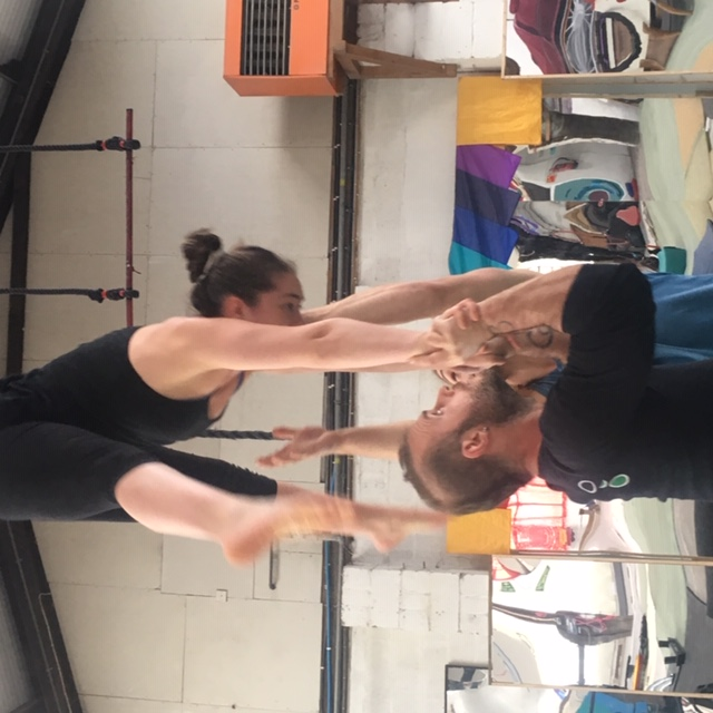 Partner Acrobatics Classes