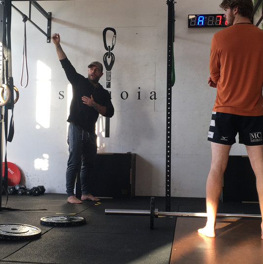 Olympic Lifting Coaching, Cornwall