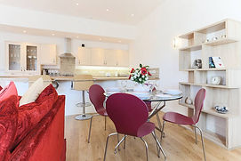 self catered holiday apartment falmouth. Tidemill house dining